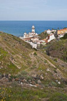 Free Basilica At Candelaria, Tenerife Island Royalty Free Stock Images - 15784529