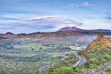 Free Mount Teide, Tenerife Island Royalty Free Stock Photos - 15784538