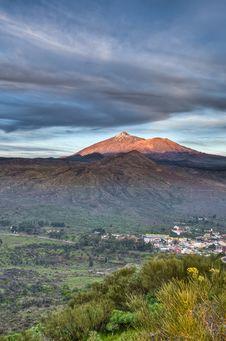 Free Mount Teide, Tenerife Island Royalty Free Stock Image - 15784556