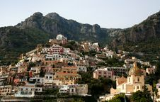 Free Positano Royalty Free Stock Photo - 15785635