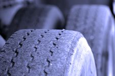 Free Large Tire Stock Photography - 15785982