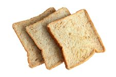 Wholewheat Sliced Bread Stock Images