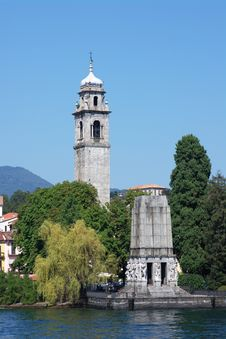 Free Tower In Verbania Royalty Free Stock Photo - 15786805