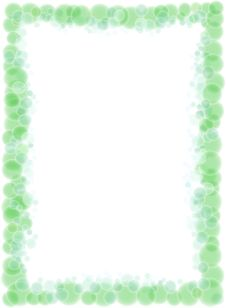 Free Greenery Blank Abstract Frame Stock Image - 15786921