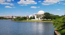 Free Jefferson Memorial Stock Images - 15786934