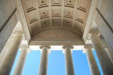 Free Jefferson Memorial Royalty Free Stock Photo - 15787015