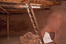 Free Ancient Indian Kiva Royalty Free Stock Photo - 15787405