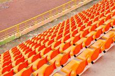 Free Orange And White Royalty Free Stock Image - 15787816