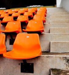 Free Orange Seat Stock Images - 15787854