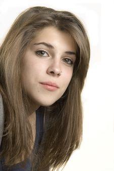 Free Confident Adolescent Stock Photography - 15787922