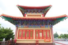 Free The Big Chinese Temple Stock Photo - 15788200
