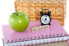 Free Wake Up To Go To School Stock Images - 15788784