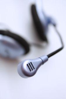 Free Headphones Royalty Free Stock Photos - 15789188