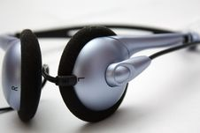 Free Headphones Royalty Free Stock Images - 15789189