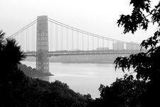 Free Washington Bridge View Stock Photos - 15789753
