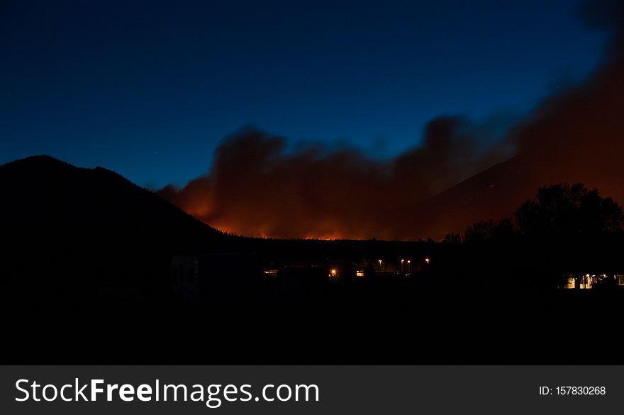 Schultz Fire