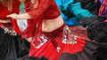 Free Belly Dancers. Stock Image - 15790981