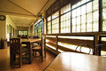 Free Rustic Dining Hall Stock Image - 15792101