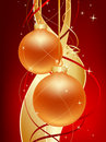 Free Gold On Red Stock Photos - 15795593