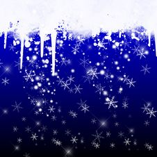 Free Snowflakes Royalty Free Stock Photography - 15790027