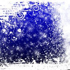Free Snowflakes Royalty Free Stock Photo - 15790035