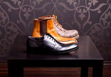 Free Shoes Royalty Free Stock Photos - 15790068