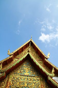 Free Doi Sutep Temple. Royalty Free Stock Image - 15790846