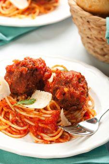 Free Spaghetti Royalty Free Stock Image - 15791726