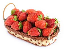 Free Sweet Strawberry Royalty Free Stock Photos - 15792118