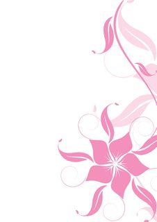 Free Abstract  Floral Background Royalty Free Stock Photos - 15793628