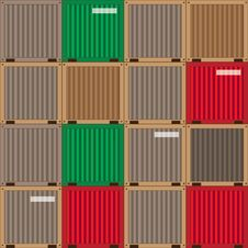 Free Industrial Patchwork Pattern Stock Photo - 15793930
