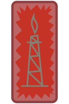 Free Oil Tower Stock Images - 15793934