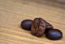Free Coffee Bean Royalty Free Stock Images - 15794479