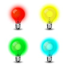 Free Light Bulbs Royalty Free Stock Images - 15795329