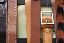 Free Leather Belts Stock Photos - 15795893