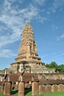 Free Sukhothai Historical Park Stock Image - 15796981
