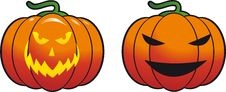 Free Halloween Pumpkin Royalty Free Stock Image - 15797006