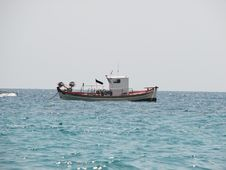 Free Fishing Boat Stock Photos - 15797053