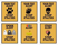 Free Alert Signs Stock Photos - 15798633