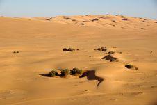 Free Desert Of Libya Stock Image - 15799471