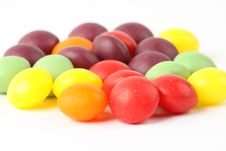 Candy Beans Royalty Free Stock Photo