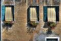 Free Walls And Windows. Stock Photo - 1589340