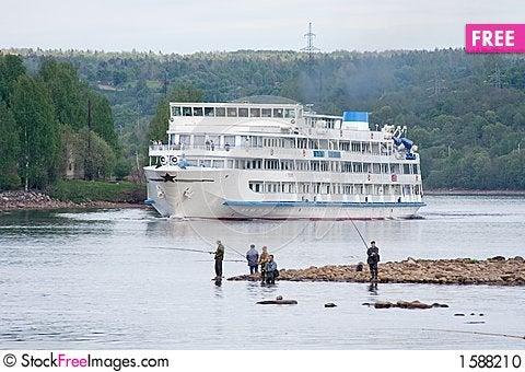 Free Ship Stock Photo - 1588210