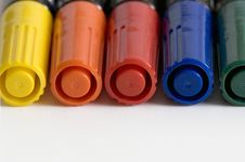 Free Marker Pen Royalty Free Stock Images - 1580269
