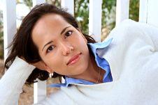 Free Attractive Woman Stock Photo - 1580940