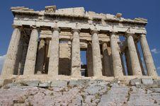 Free Acropolis Royalty Free Stock Photo - 1581135