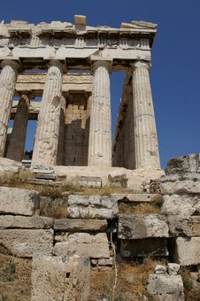Free Acropolis Stock Photography - 1581142