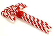 Free Candy Canes Stock Photos - 1581253