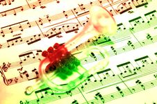 Free Musical Royalty Free Stock Photography - 1581257