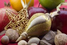 Free Preparing For The Holidays Royalty Free Stock Photo - 1581275